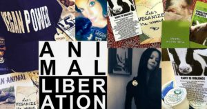 Being Vegan, Vegan Being:  Lisa Marie - My Passion In Life Is Creating A Vegan World