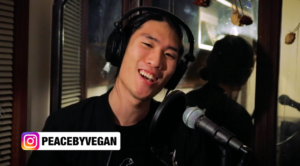 Inspirational Animal Rights Activist: Ryuji Chua - @PeacebyVegan