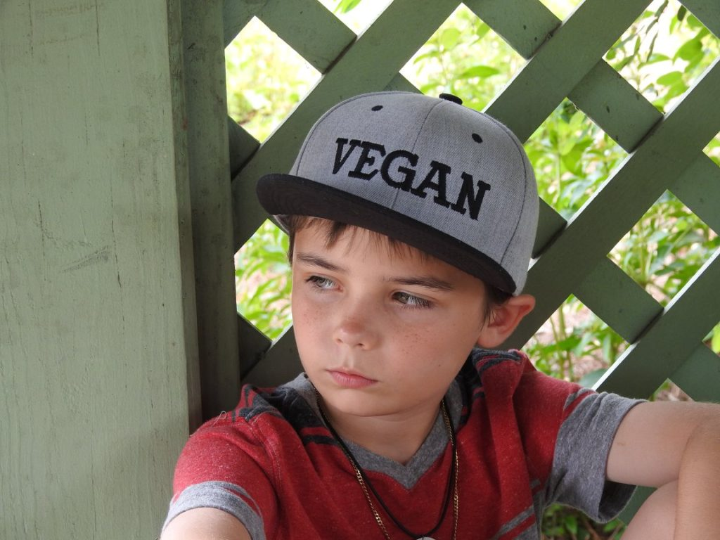 Inspirational Vegan Kids: Landon Leaming (age 11) - Being Vegan Means I Get to Help End Animal Suffering.